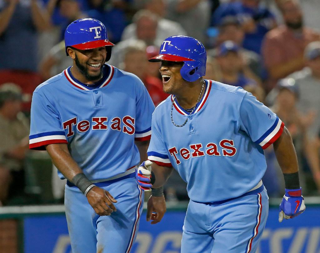 texas rangers powder blue