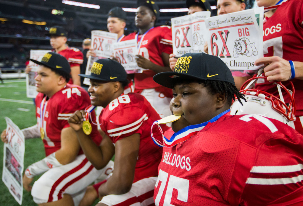 Revisiting 4a State Finals Texas Pledge Leads Carthage To 6th Title