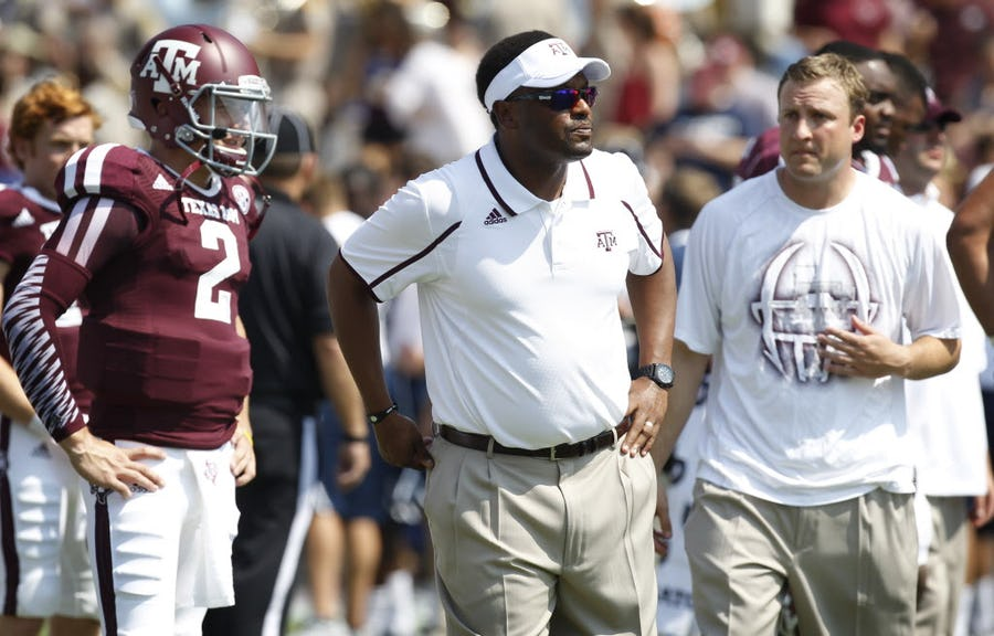 Texas A&M looks to Aggies teams of the past to prepare for season opener vs. Texas State | SportsDay