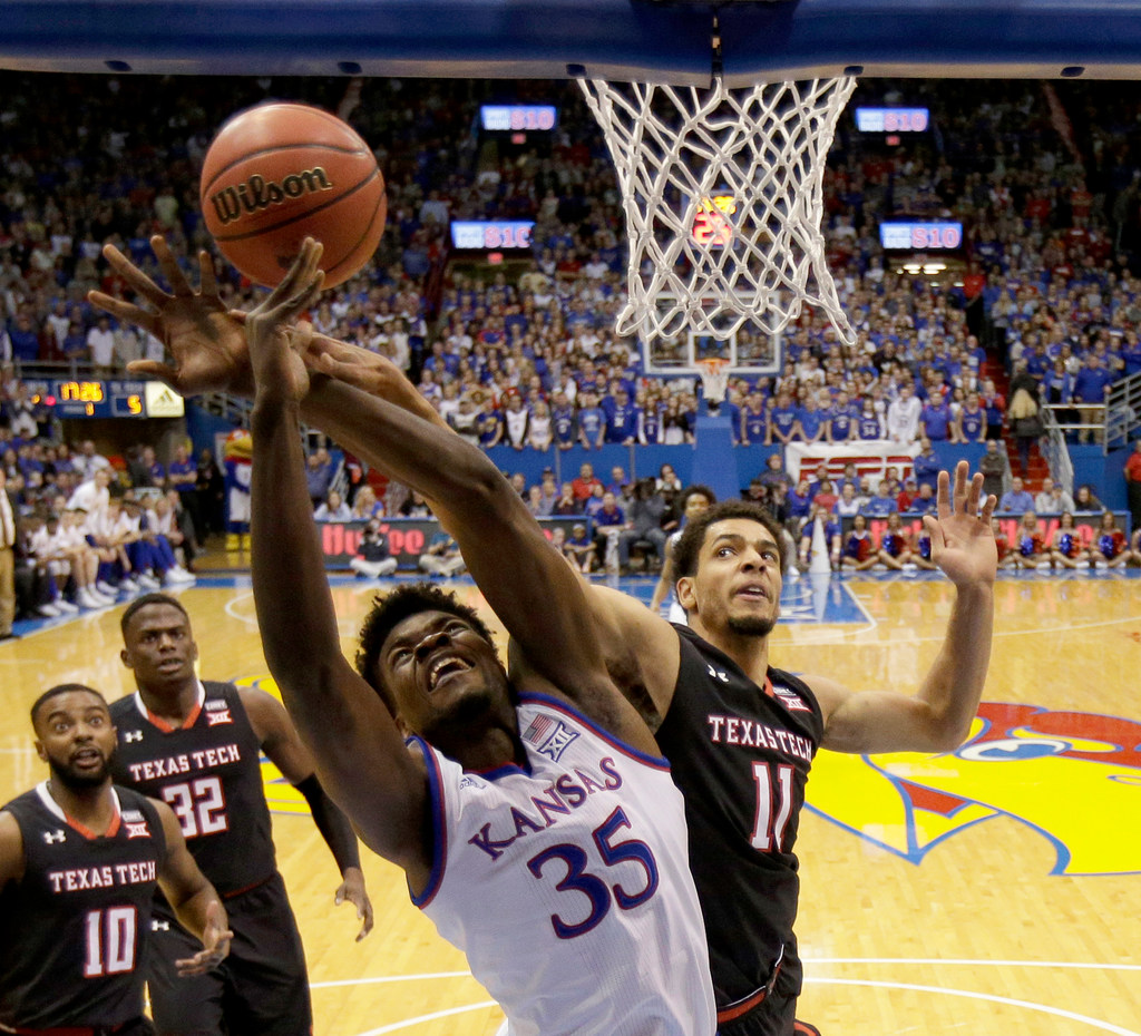 Kansas Bill Self Says Texas Tech Could Be The Best Team We Ve Played All Season