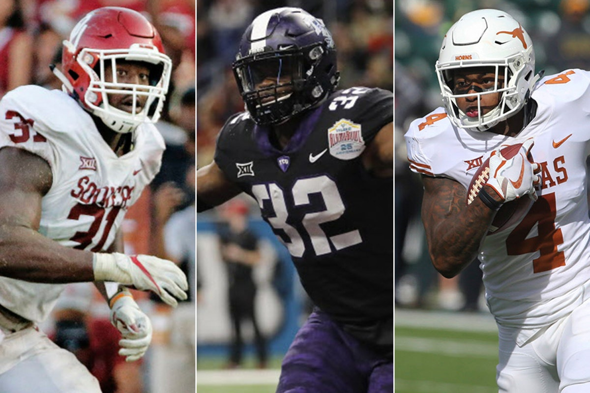 Best Nfl Draft Prospects On Each Undefeated College: College Sports: The Big 12's Top 10 Defensive NFL Draft