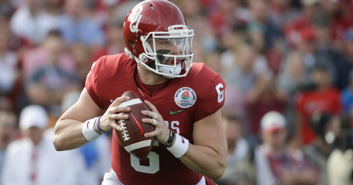 488e868df College Sports  Denver Broncos reportedly requested to have Baker Mayfield  put on their Senior Bowl roster