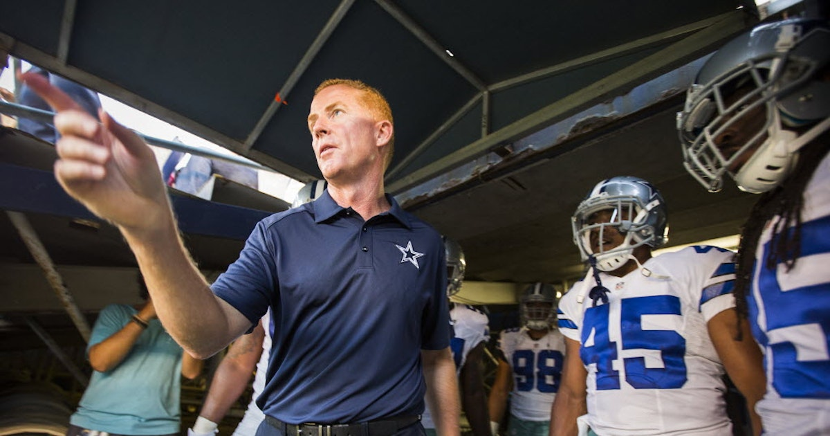 cdea5b448 Dallas Cowboys  Who s to blame for Cowboys  step back offensively and how  do they return to playoffs