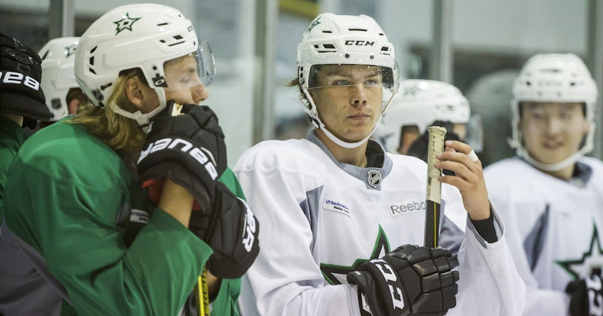 685751d9d Dallas Stars  What they re saying about Stars prospect Miro Heiskanen   Didn t stand out at World Juniors