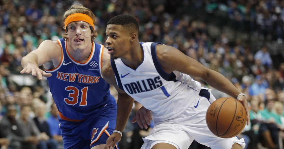 U High Basketball Roster Dallas Mavericks: 'It'...