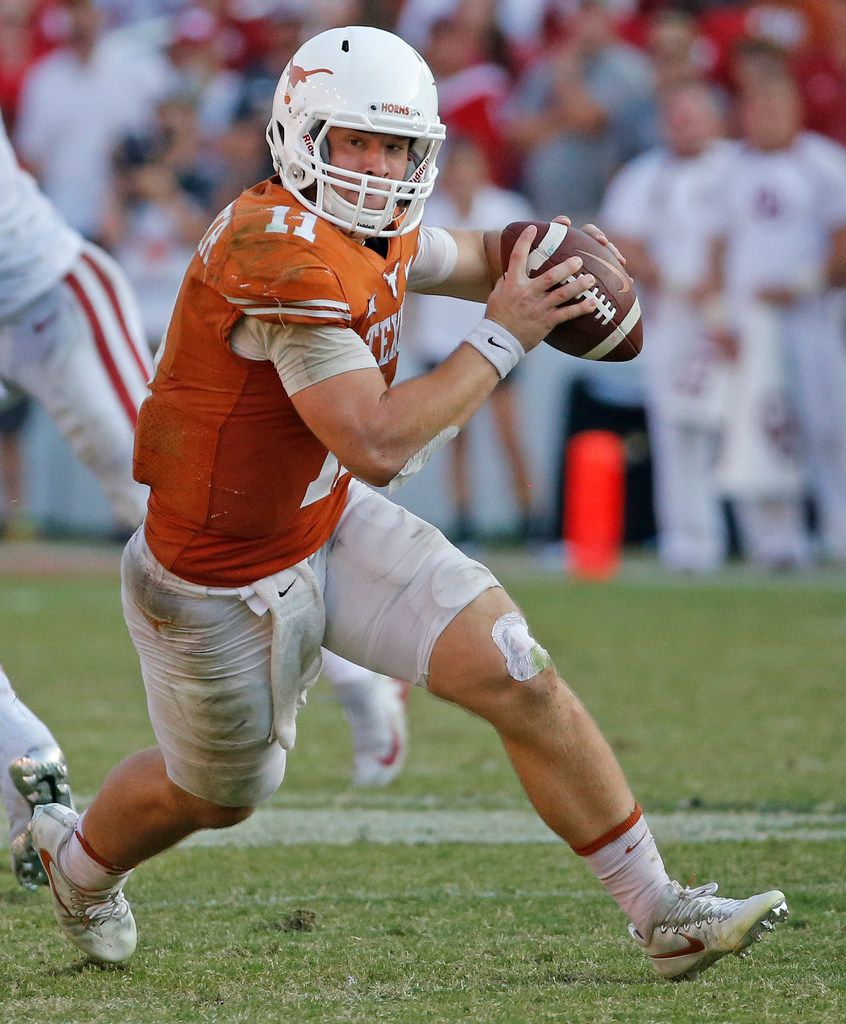 Texas QB outlook for 2018: Will anyone unseat Sam Ehlinger?