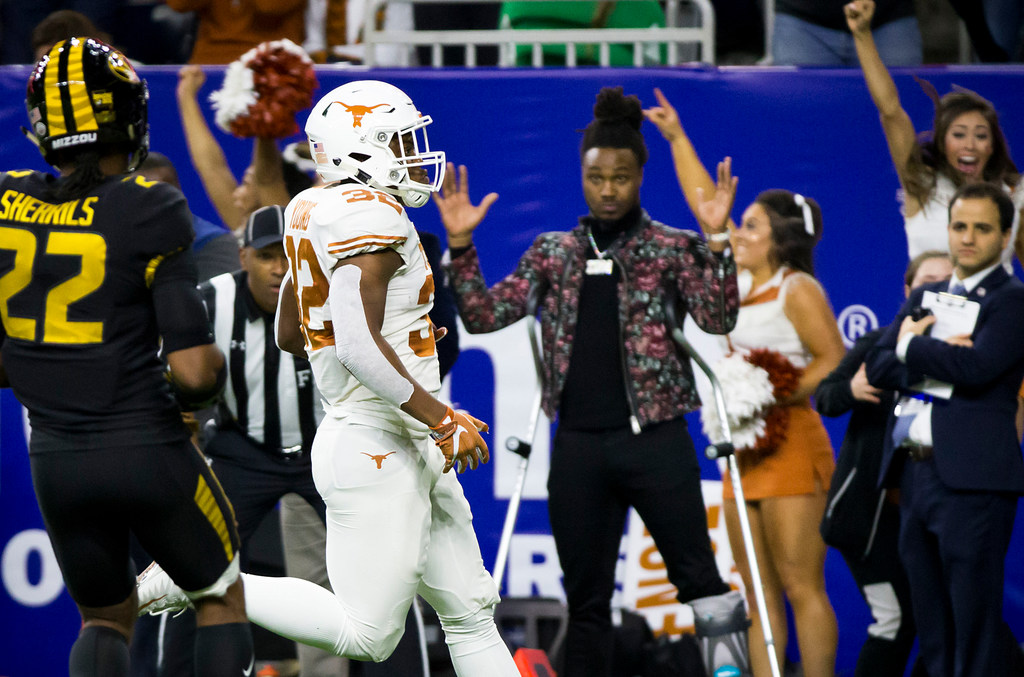 Texas RB outlook for 2018: Will anyone emerge as the bell-cow back?