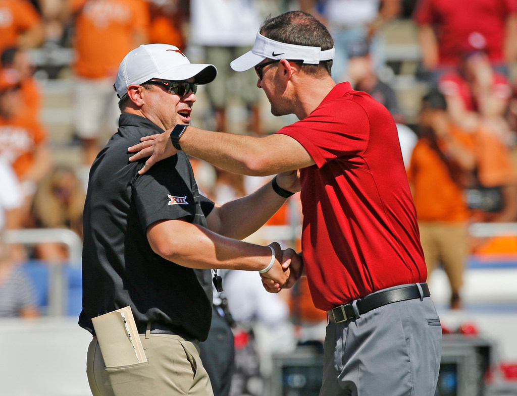 How high do Sooners, Longhorns rank on preseason top-25 coaches' poll? Here's the full list released today