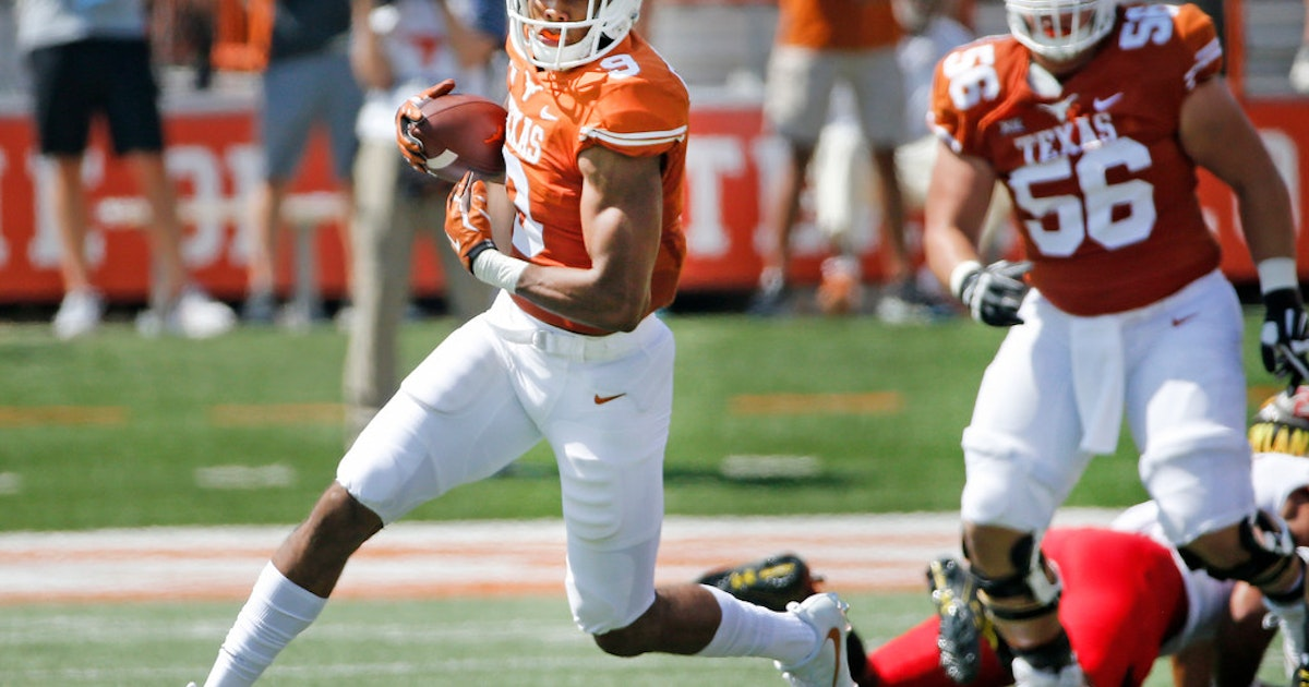 College Sports: Texas WR/TE outlook for 2018: Collin ...