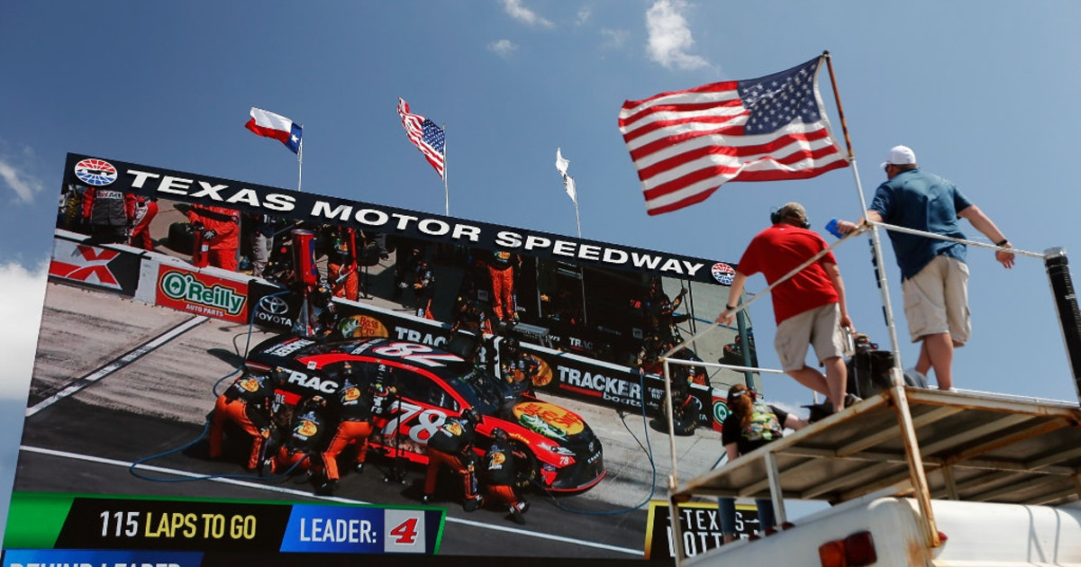 Other Sports Texas Motor Speedway Opens Its Gates For Free Daytona