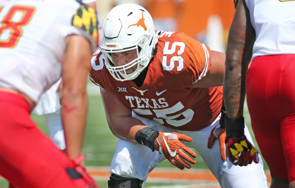 Texas offensive line outlook for 2018: Who will replace Connor Williams?