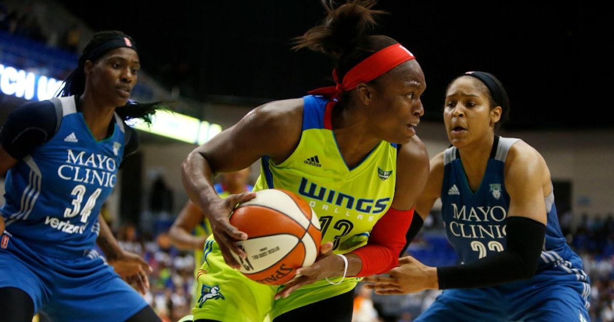 Other Sports: Dallas Wings re-sign veteran guard Karima Christmas ...