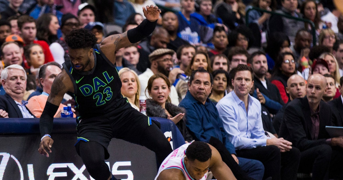 Dallas Mavericks: What losing 'Ultimate foxhole warrior' Wes Matthews for season means for ...