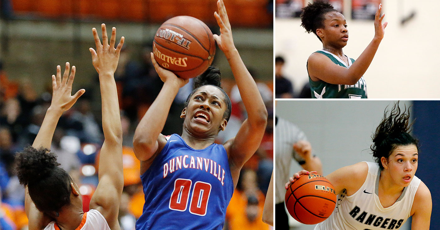 1cffb27e1cf5 Meet the best girls basketball players in Dallas  The 2018 Dallas Morning  News all-area team