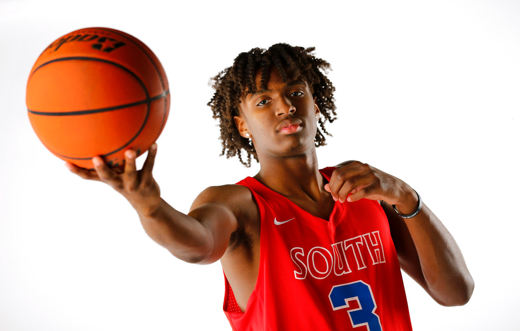 Before Nba Draft South Garland S Tyrese Maxey Reflects On Advice From Lebron James Friendship With Rj Hampton