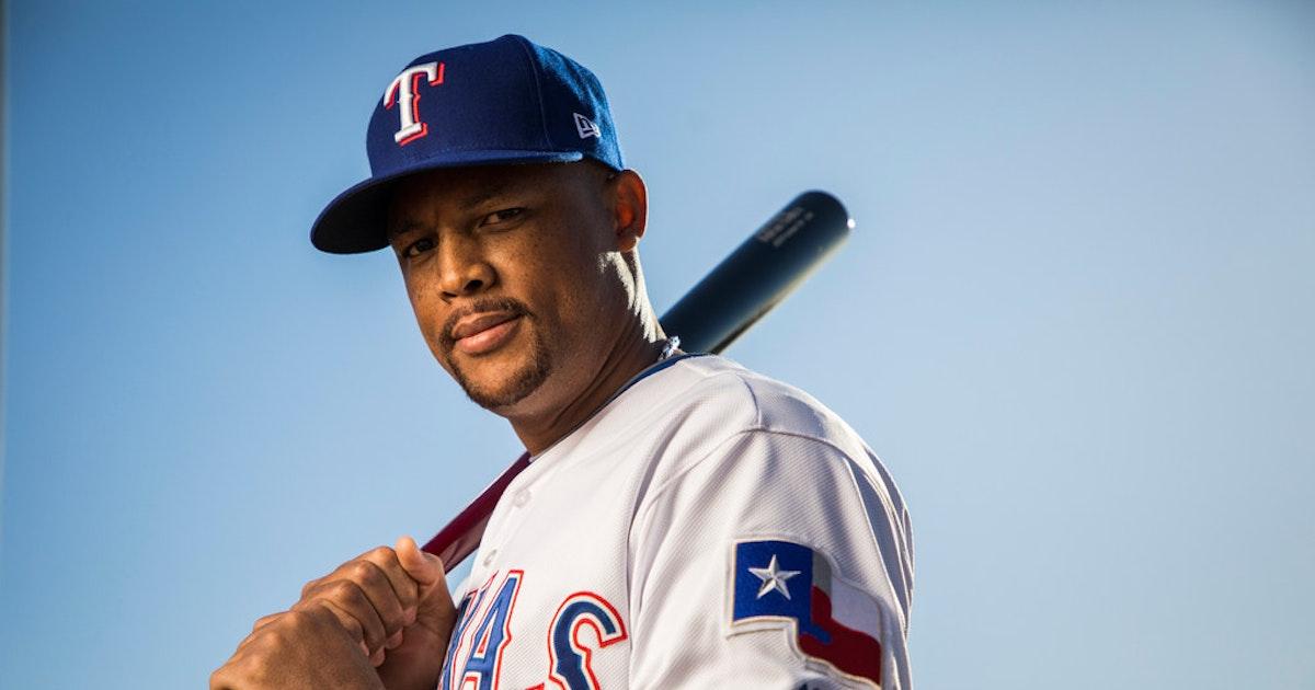 Texas Rangers: Beltre meet Beltre: Rangers 3B finally ...