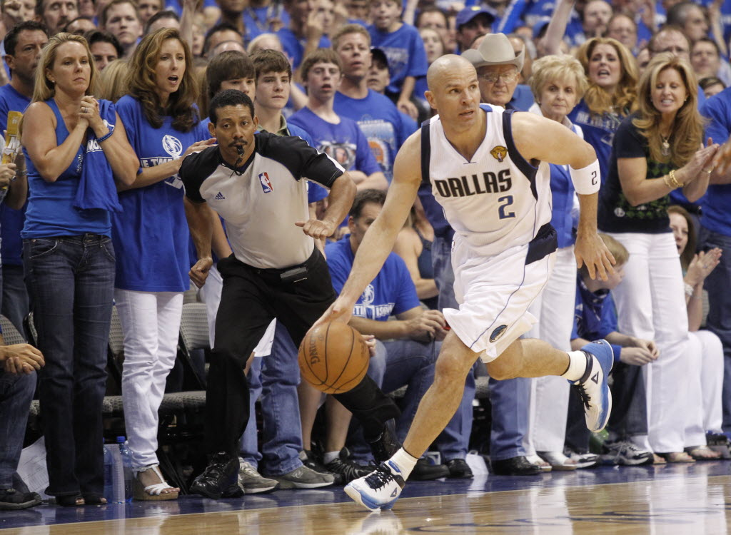7674039d3 Dallas Mavericks  10 things to know about former Mavs PG Jason Kidd from  getting schooled by Bow Wow to his hidden rap song