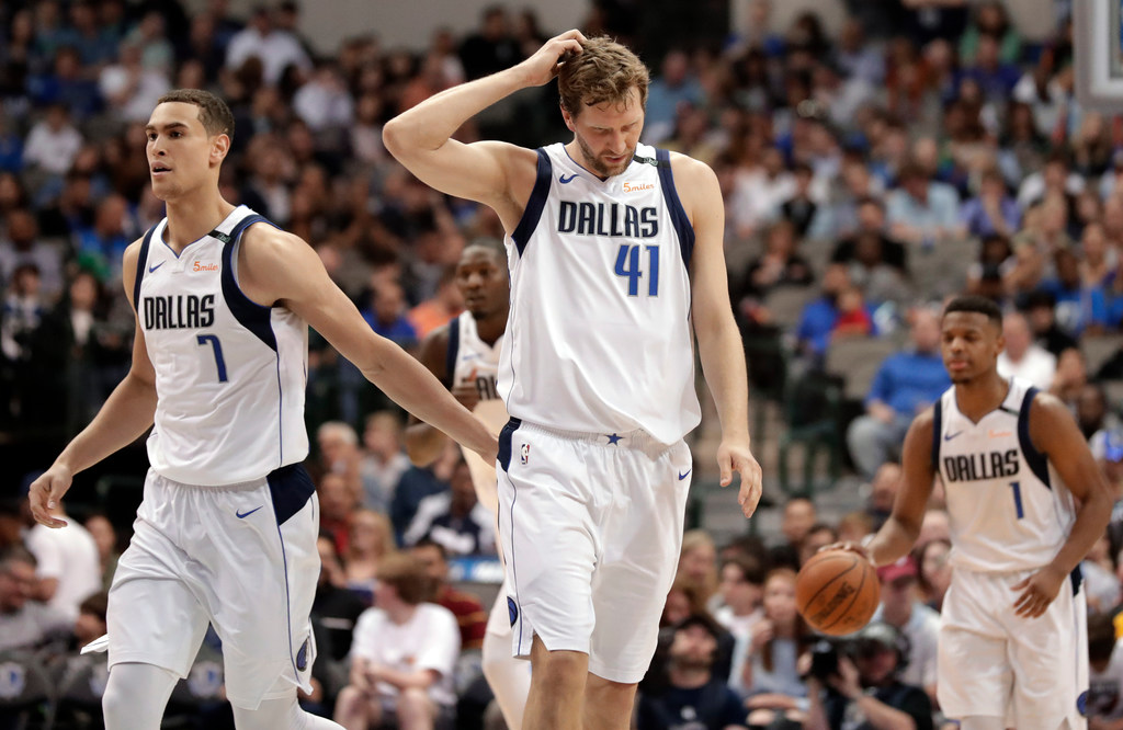 Mavericks owner Mark Cuban: 'We have cap room, no reason to save it ... even before the draft'