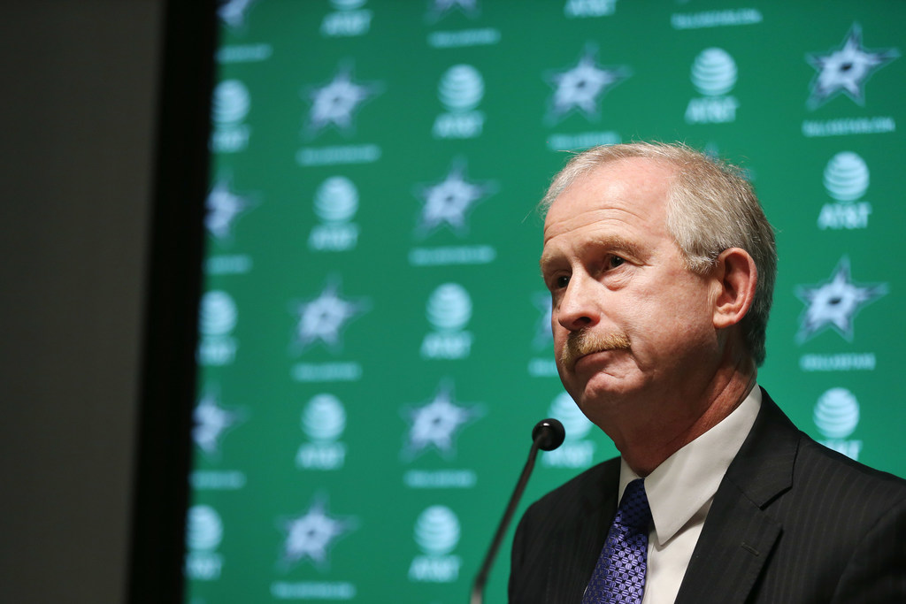 With Ken Hitchcock gone, another question lingers: Why is Stars GM Jim Nill still safe?
