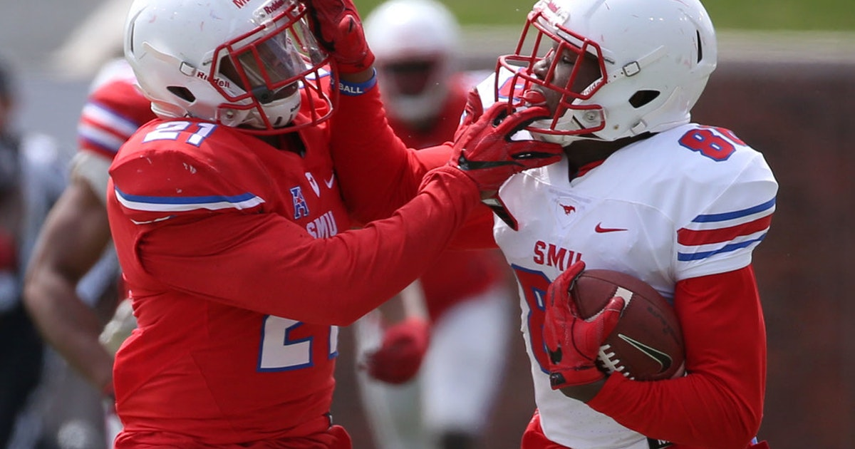 College Sports Projecting Smu S Two Deep After Spring Football Ends Sportsday