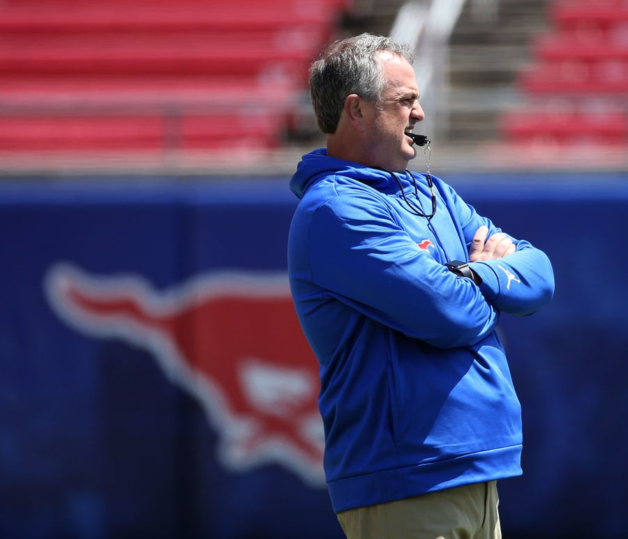 Best-case and worst-case scenarios for SMU football in 2019 | SportsDay
