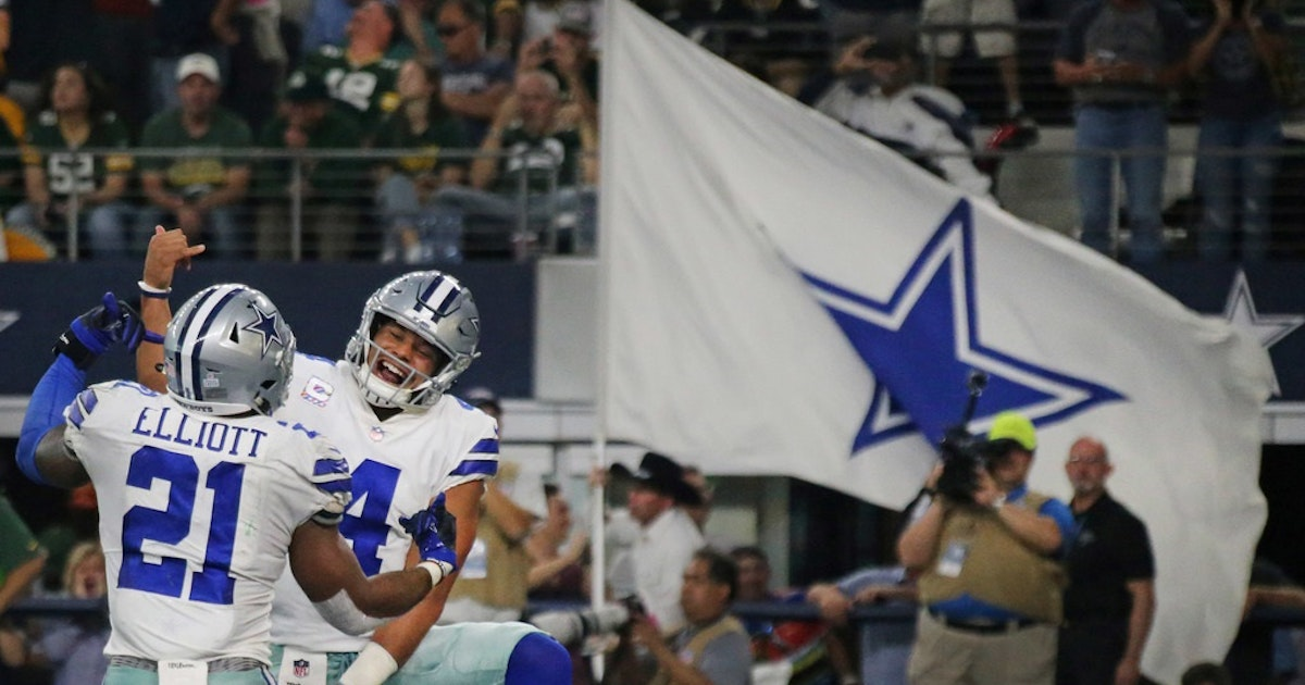 0426043dcde Dallas Cowboys: Updated game-by-game predictions for Cowboys' 2018  schedule: Does making playoffs come down to adding Earl Thomas? | SportsDay