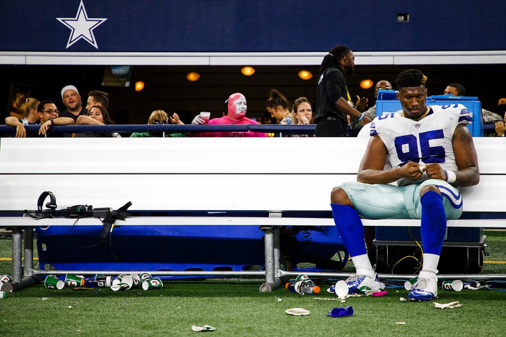 Frisco policeconfirm domestic violence investigation into Cowboys DL David Irving is still active