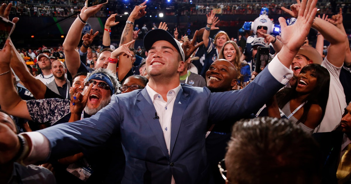 effb6f4d2 Dallas Cowboys  Cowboys draft Longhorns offensive lineman Connor Williams   here s why he fits best at left guard