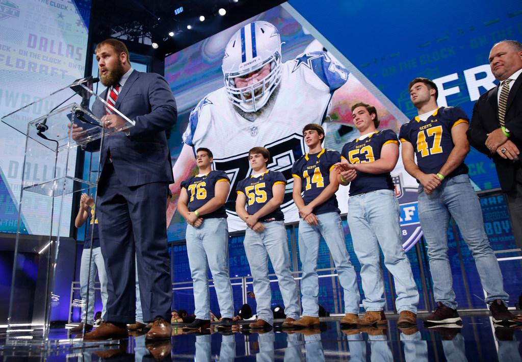 Dallas Cowboys  NFL draft live updates d11303d71