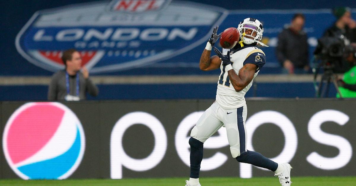 40cb46f4e5b Dallas Cowboys: Cowboys make draft-day trade for speedy Rams WR Tavon Austin,  a former first-round pick | SportsDay