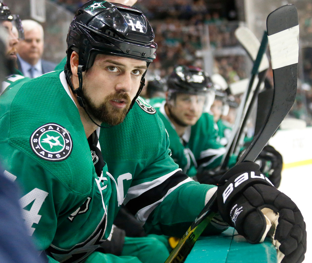 Why Jamie Benn must live up to his superstar status to push the Stars to higher places