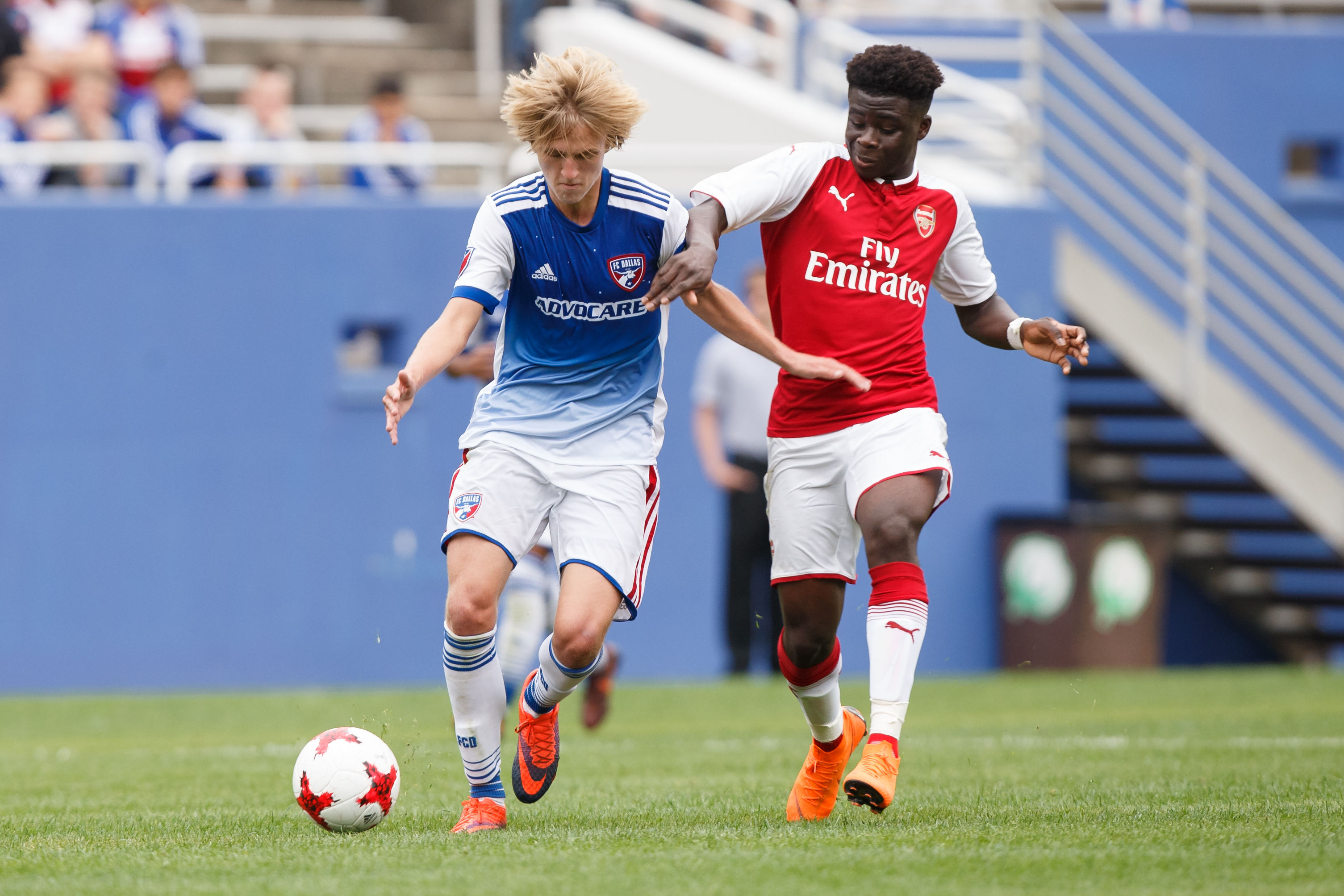 FC Dallas sign Roberts as league-leading 23rd homegrown player