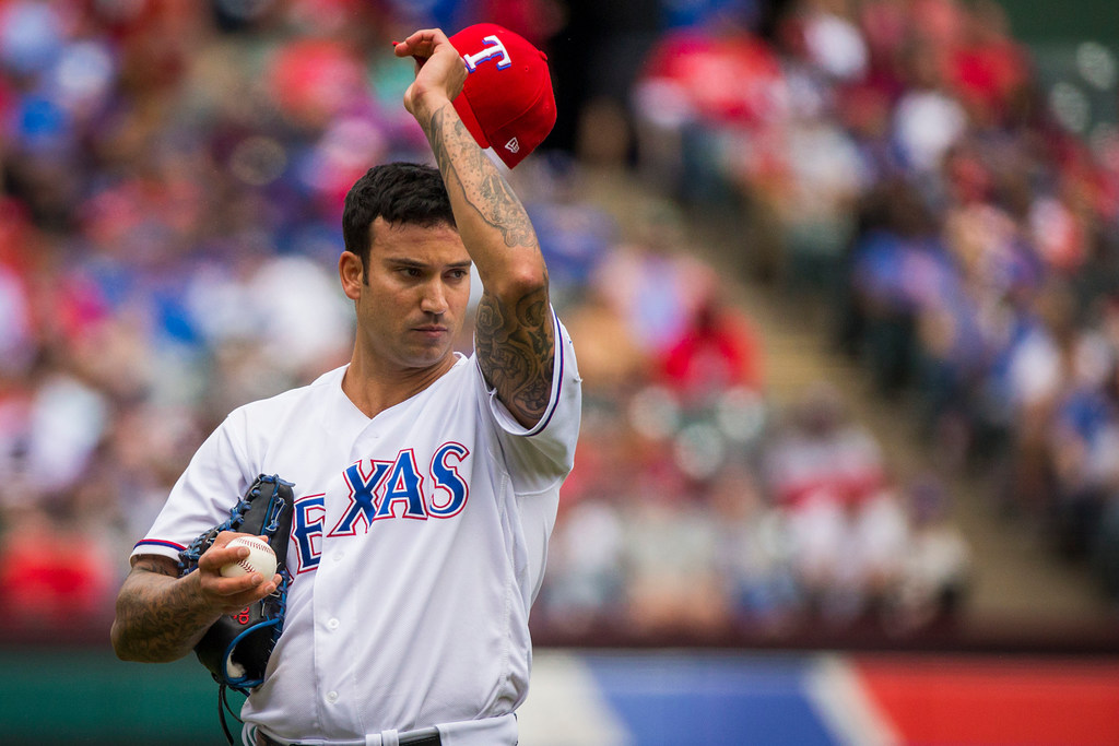 Matt Bush's season: From rotation candidate to elbow surgery