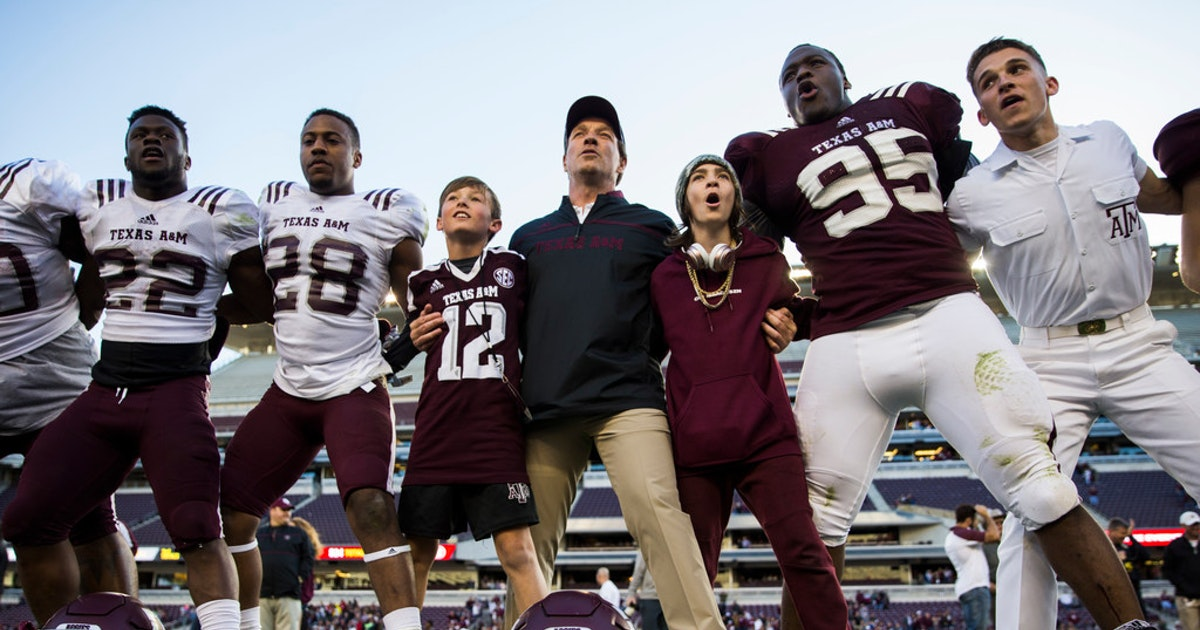 College Sports: Game-by-game predictions for Texas A&M's 2018 season: The Aggies finally take down LSU | SportsDay