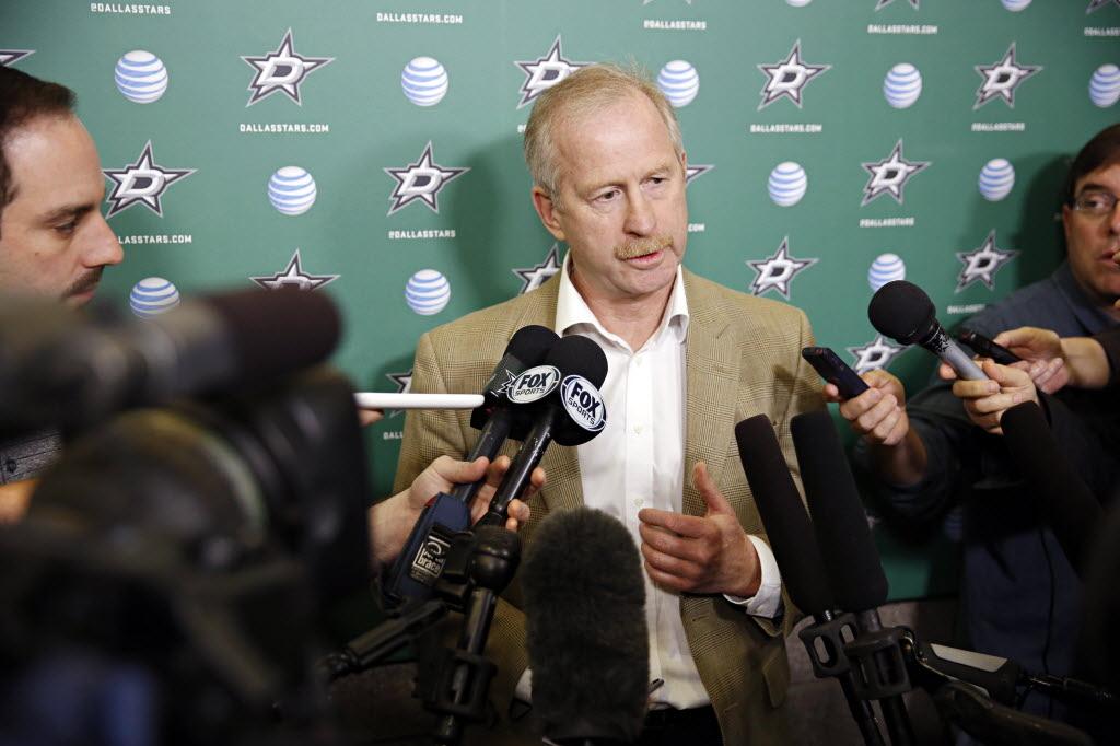 An NHL-wide trend Stars' hire ofJim Montgomery could kickstart