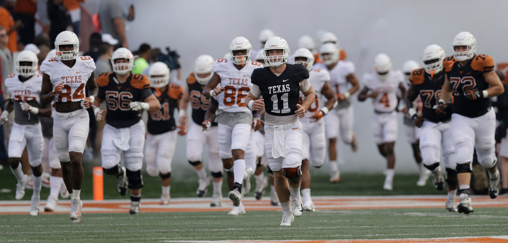 Game-by-game predictions for the Longhorns' 2018 season