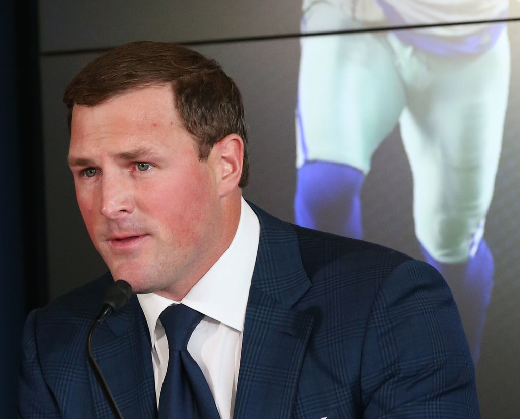 e4a763989 Dallas Cowboys  Jason Witten has never cared much for the spotlight. As  Cowboys TE