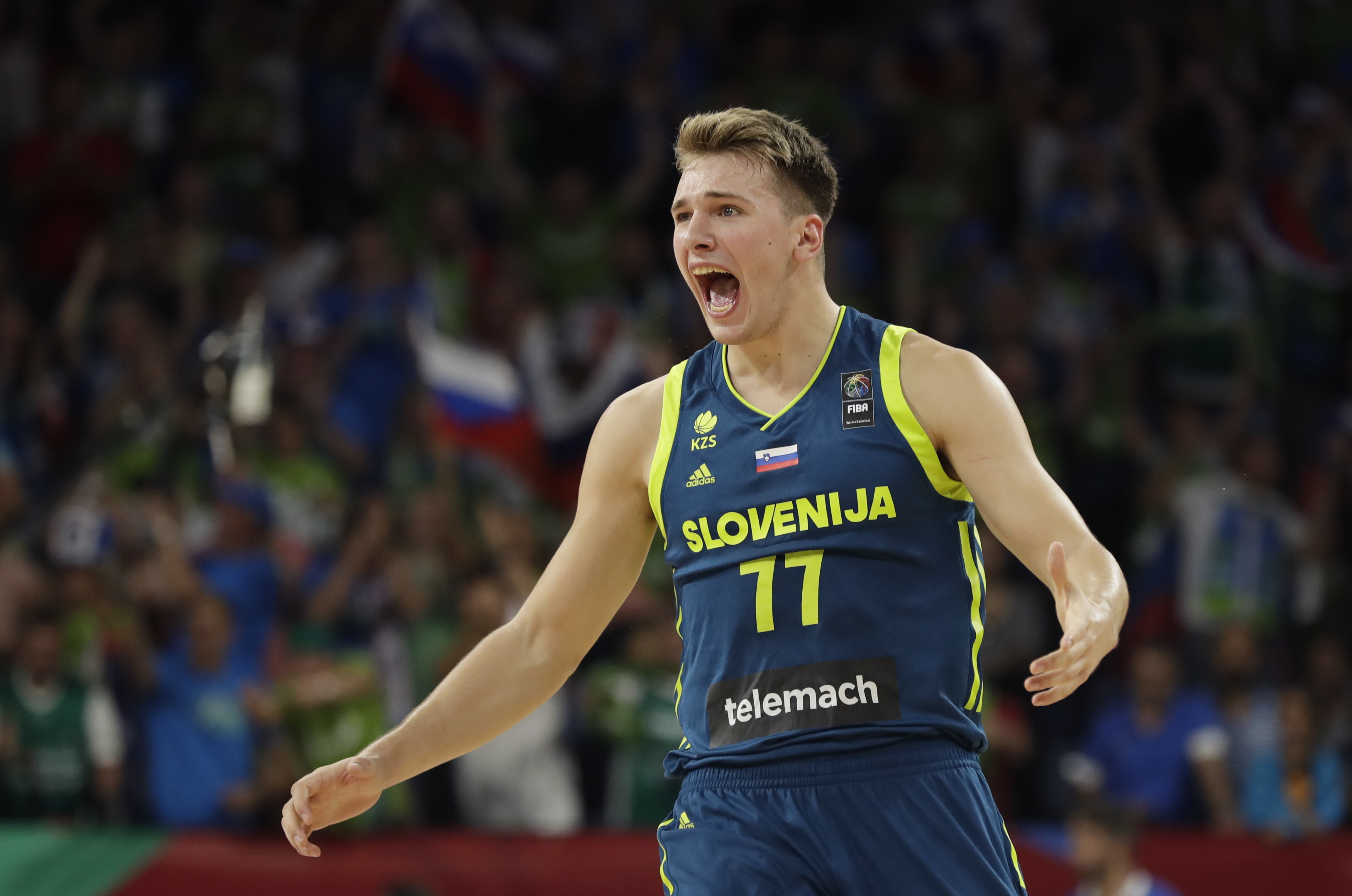 NBA draft profile: Can Dirk Nowitzki pass the torch to another Euro in Luka Doncic?