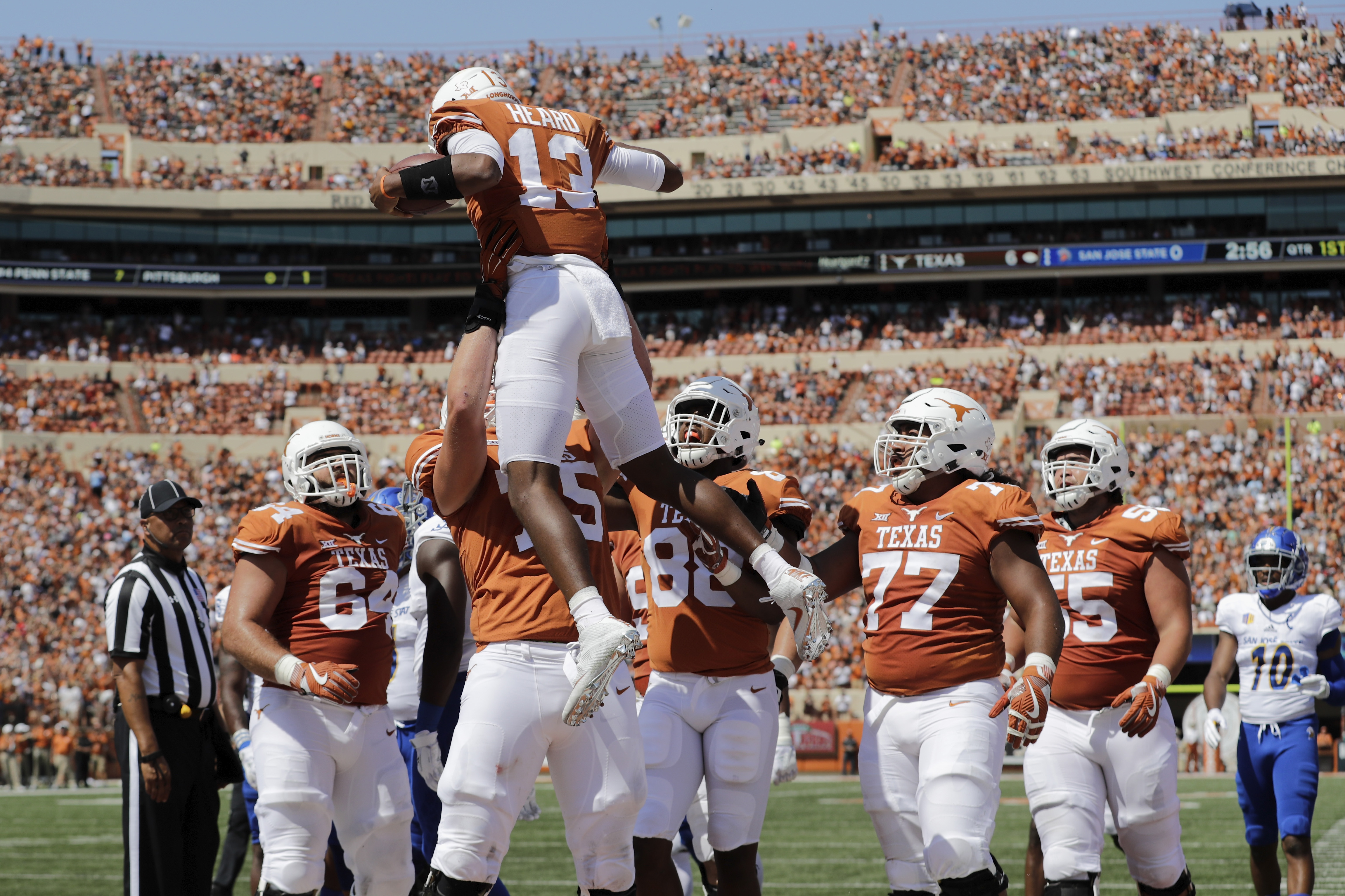 Game-by-game predictions for Texas in 2018: Can the Longhorns finally turn the corner as a program?