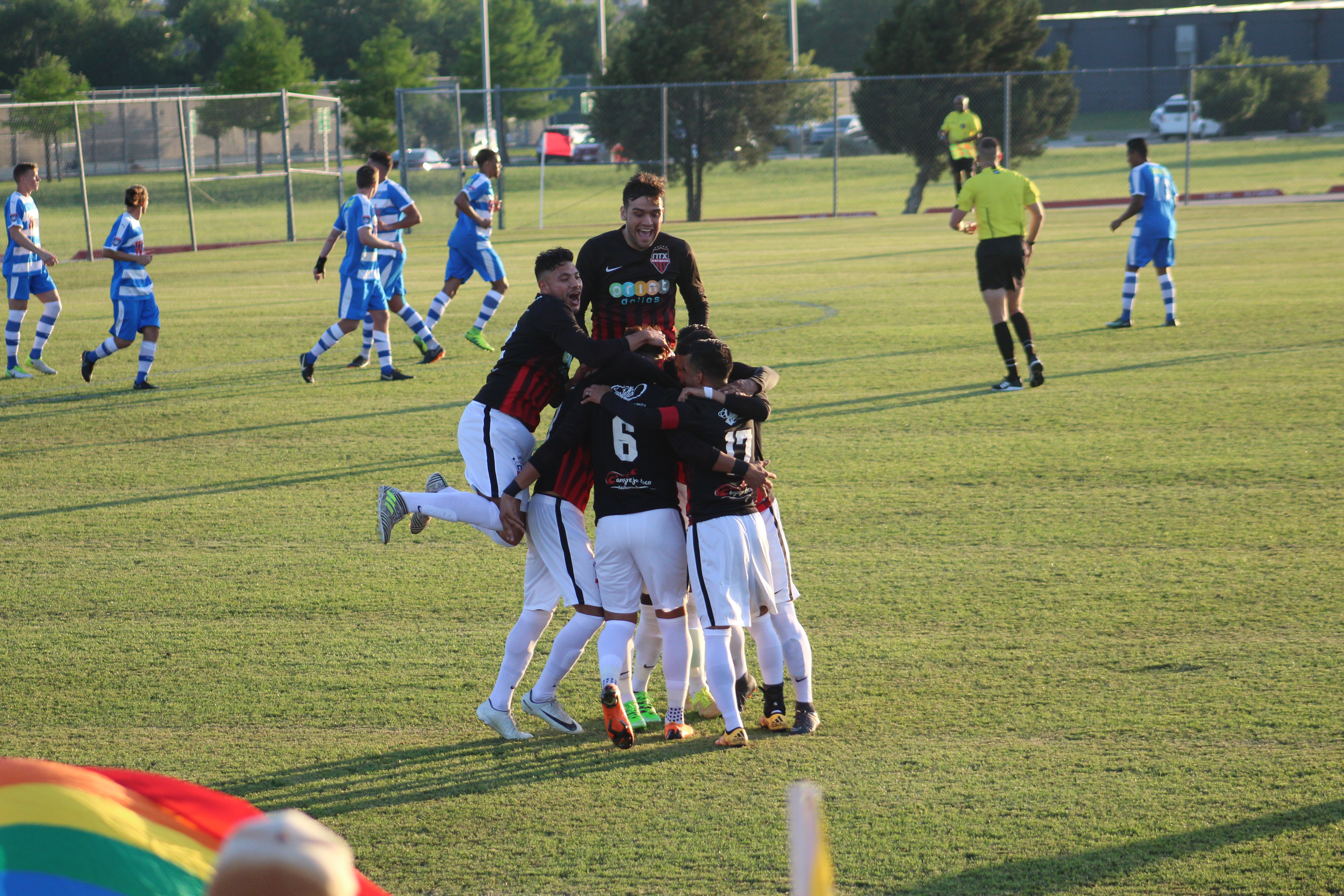 How Dallas soccer fans can help support local US Open Cup heroes