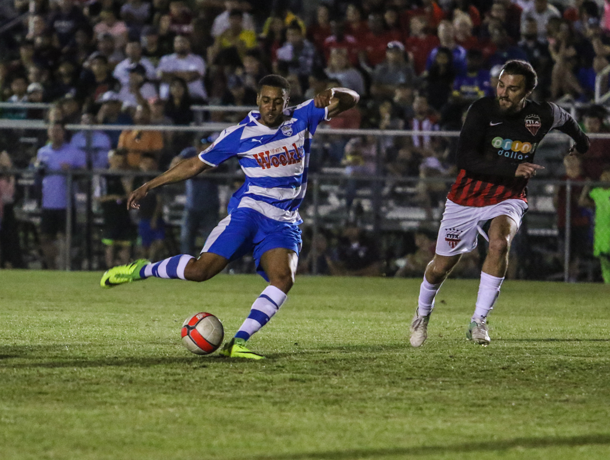 Fort Worth Vaqueros begin 2018 playoff march on Saturday