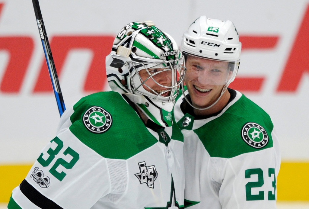 Player grades: Esa Lindell's numbers were good, but here's where he was better for the Stars in 2017
