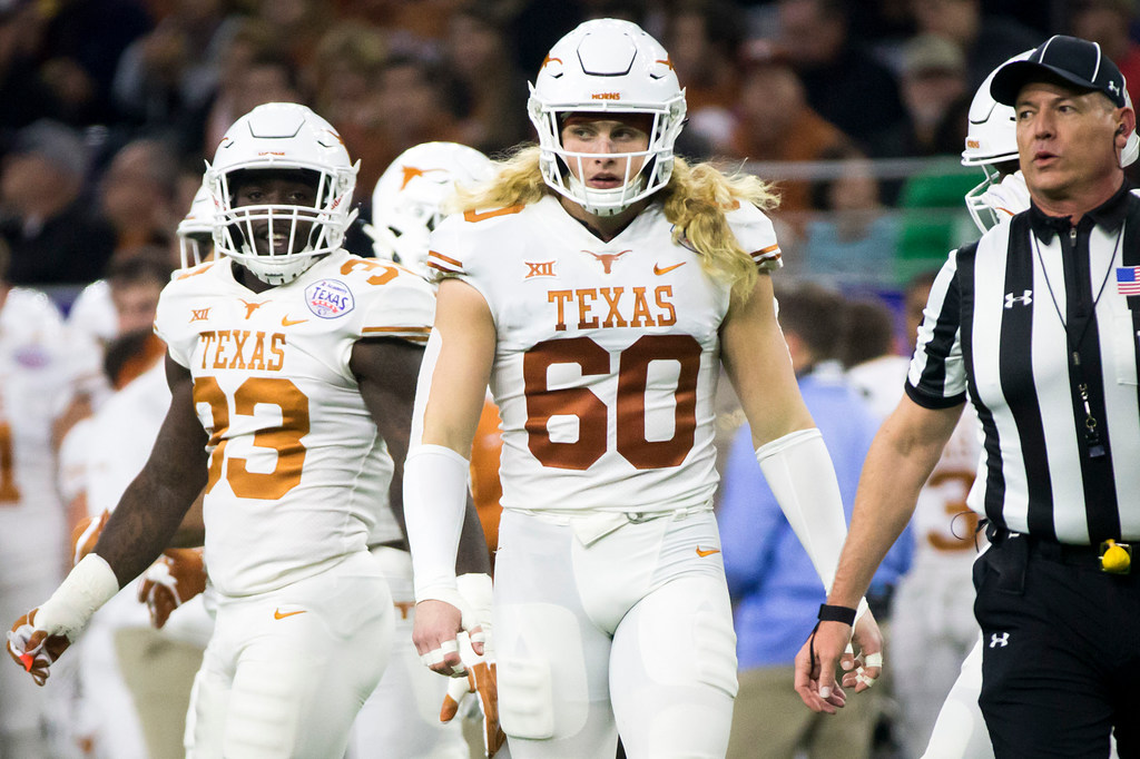 Texas roster rankings, Nos. 5-1: Will Breckyn Hager become the Big 12's best pass rusher?