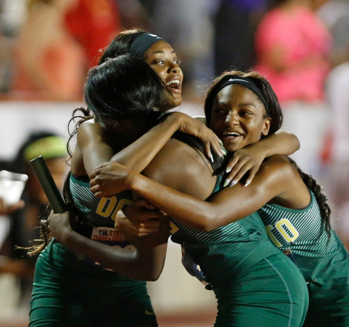 The dynasty continues: DeSoto girls three-peat again, take ...