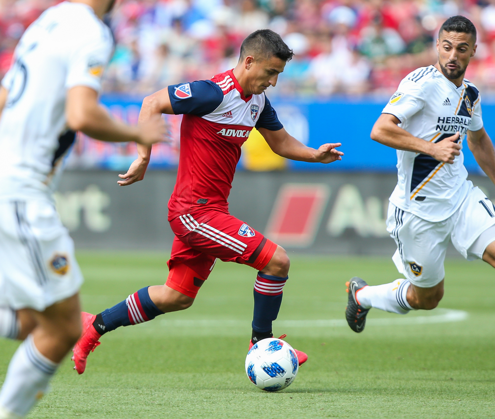 The Breakdown: LA Galaxy at FC Dallas
