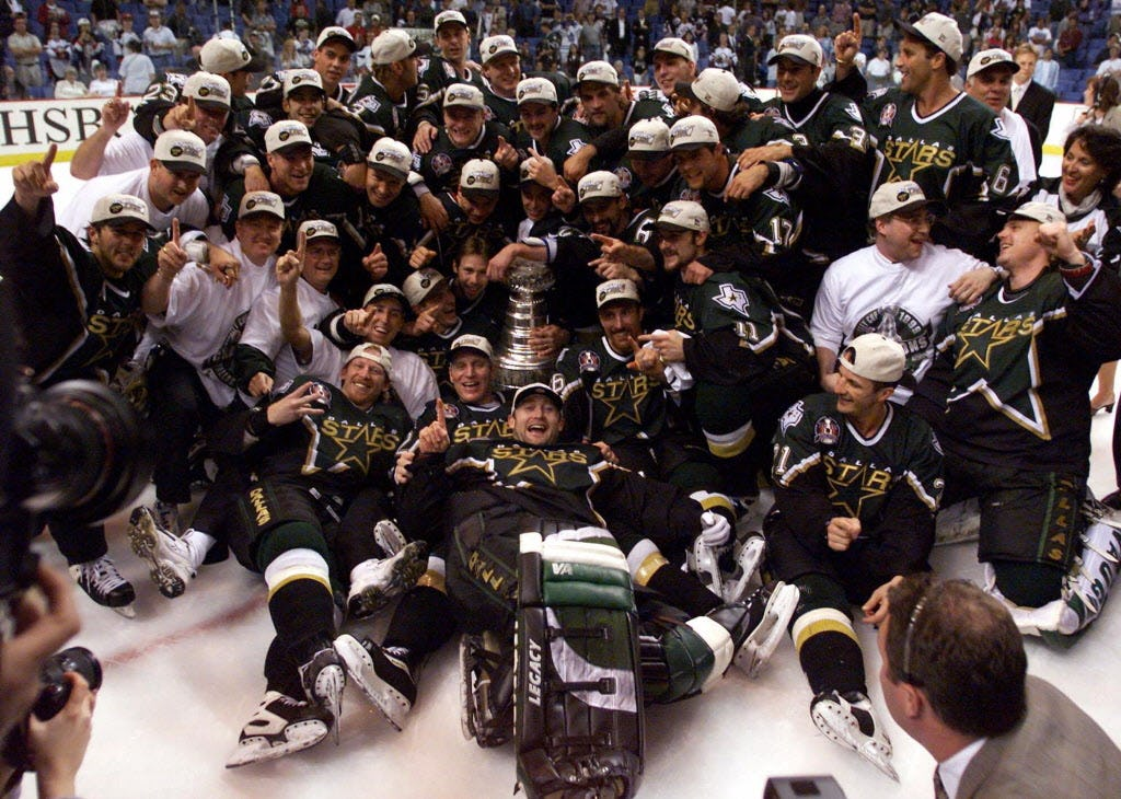 This bizarre Ken Hitchcock memory about Stars' Stanley Cup involves Dallas preparing to play a Game 7