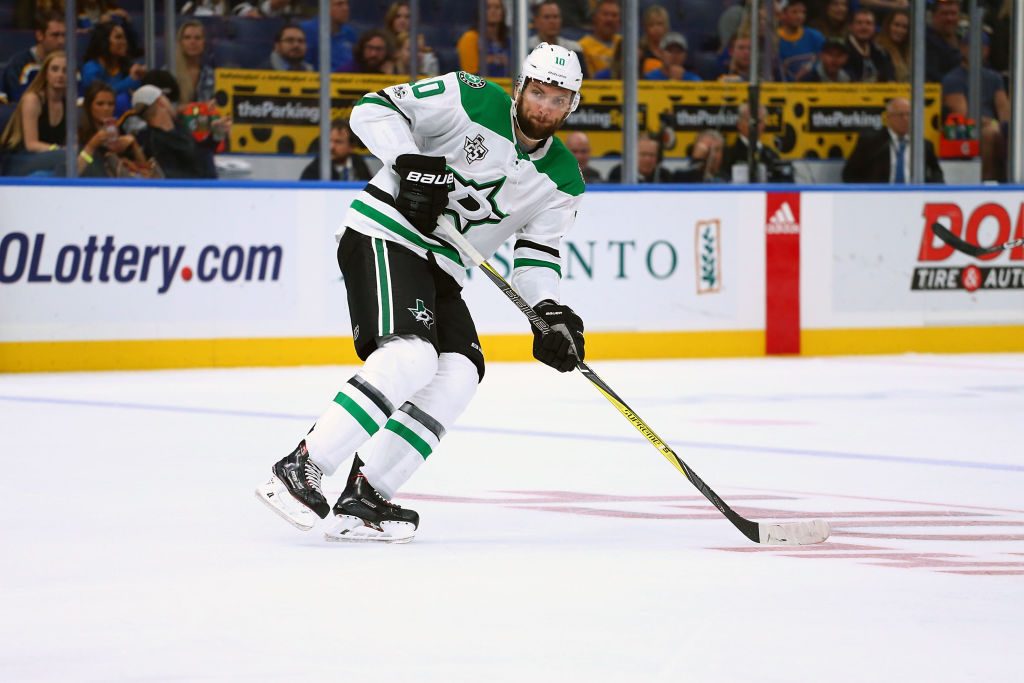 Martin Hanzal is the ultimate wildcard for the Dallas Stars