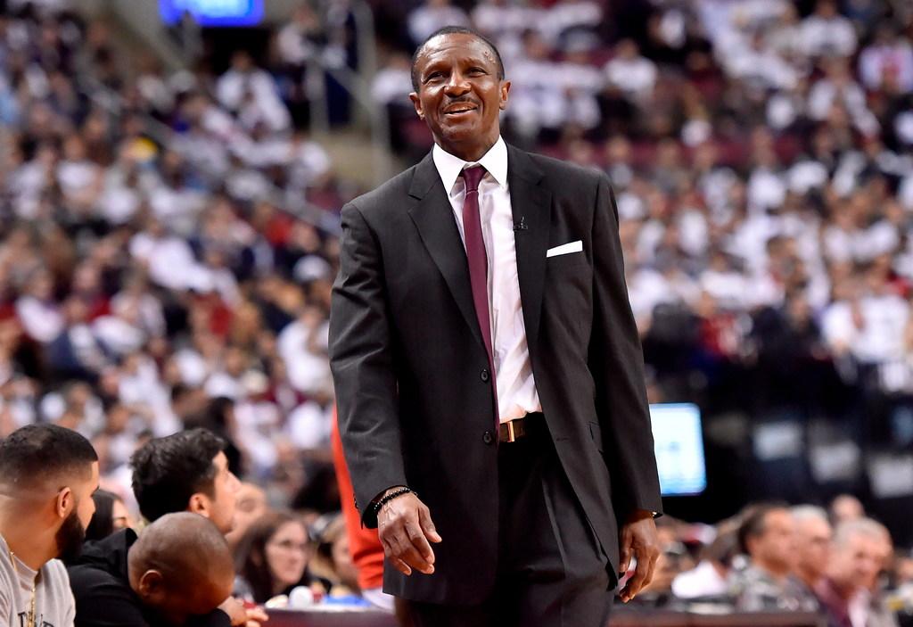 Should the Mavericks consider bringing ex-Raptors coach Dwayne Casey back to Dallas?