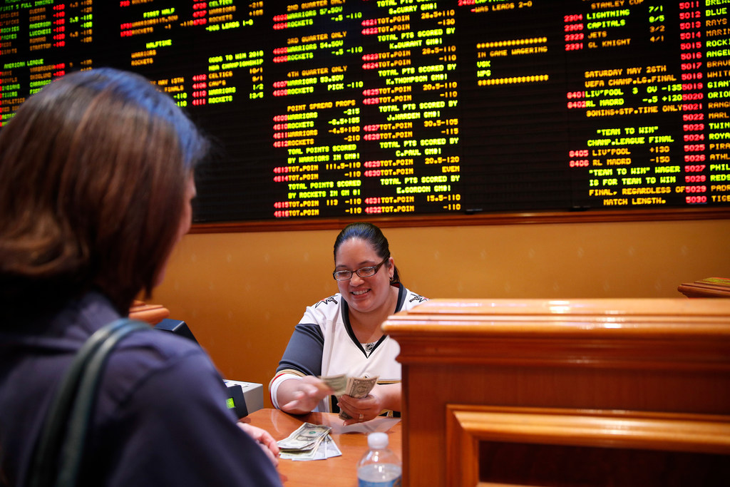 Why nationwide legalsports betting is anet positive for the NBA