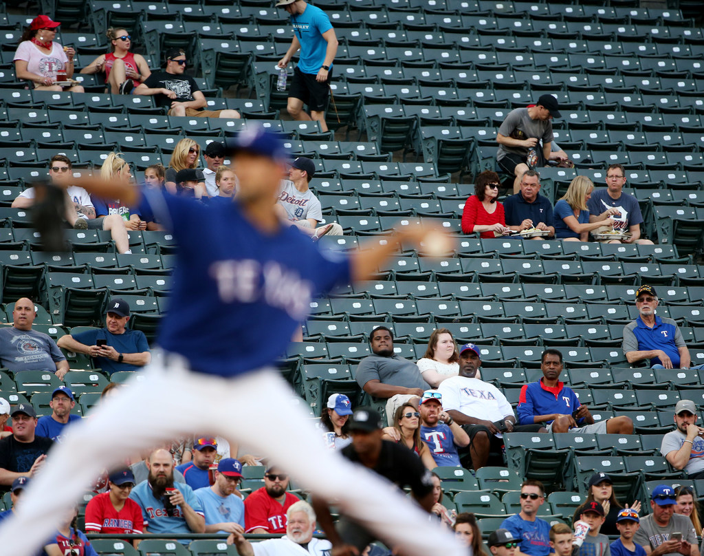 How to watch Wednesday's Rangers-Mariners game on Facebook